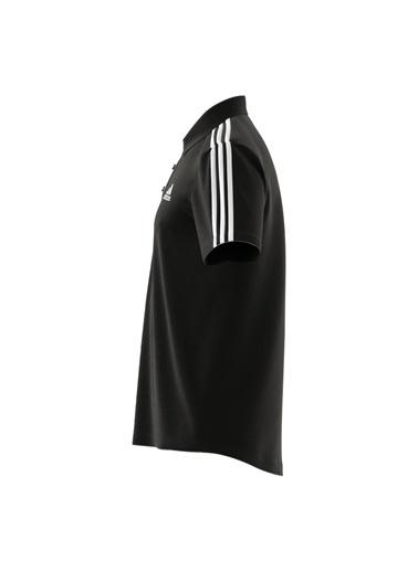 adidas Adidas Erkek Koşu - Yürüyüş Polo T-Shirt M 3S Ps Gm2075 Siyah